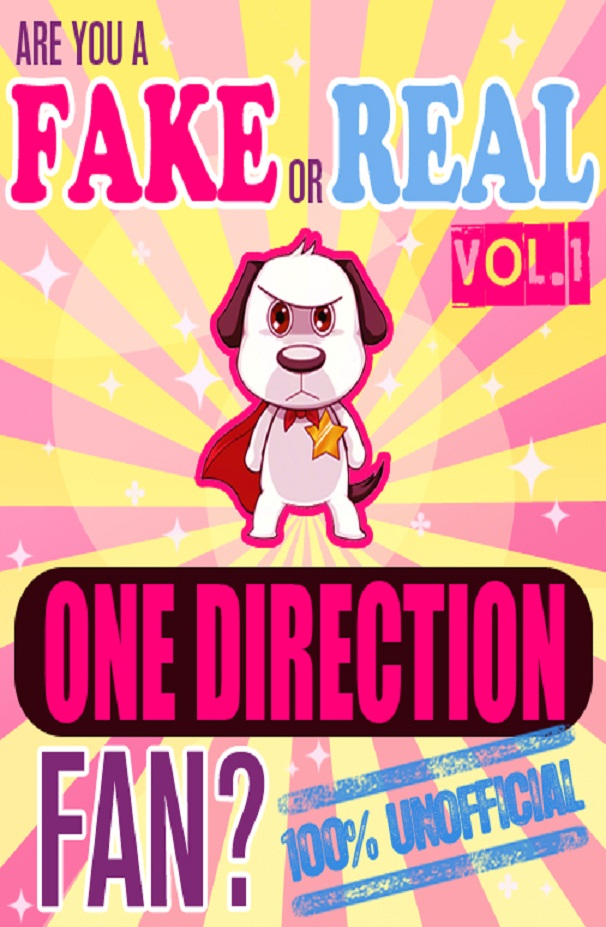 Are You a Fake or Real One Direction Fan? Volume 1 - The 100% Unofficial Quiz and Facts Trivia Travel Set Game