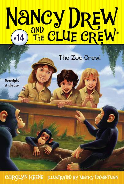 The Zoo Crew By: Carolyn Keene,Macky Pamintuan