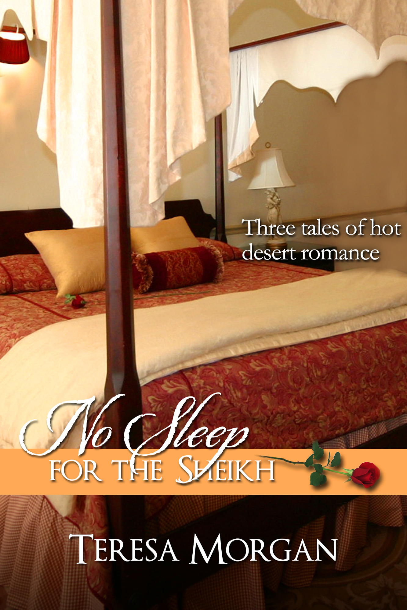 Teresa Morgan - No Sleep For The Sheikh (Hot Sheikh Romance Anthology)