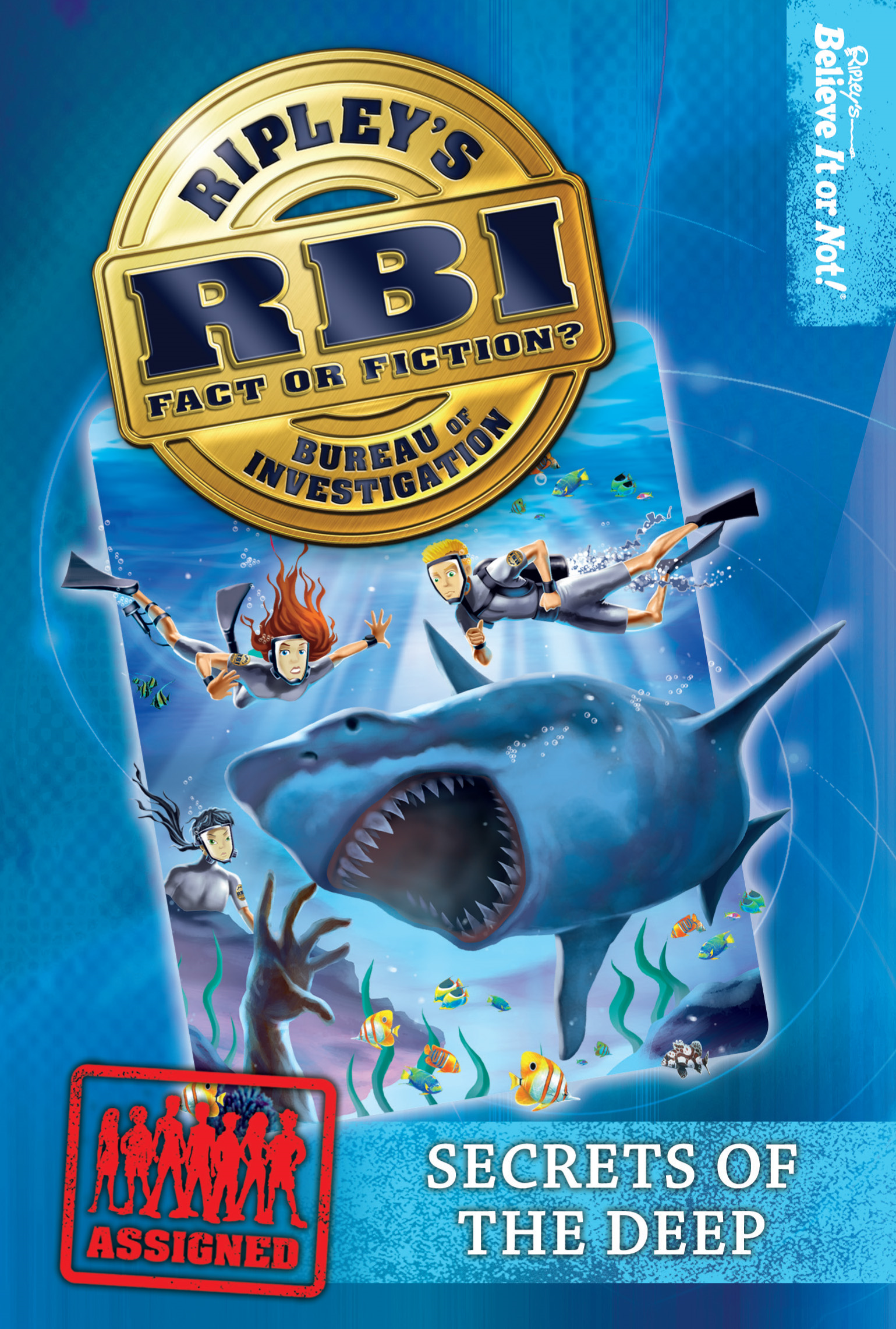 Ripley's RBI 04: Secrets of the Deep