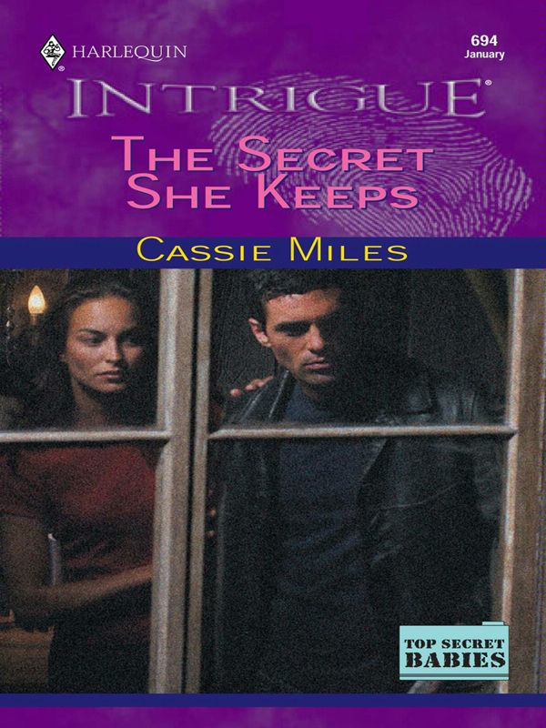 The Secret She Keeps By: Cassie Miles