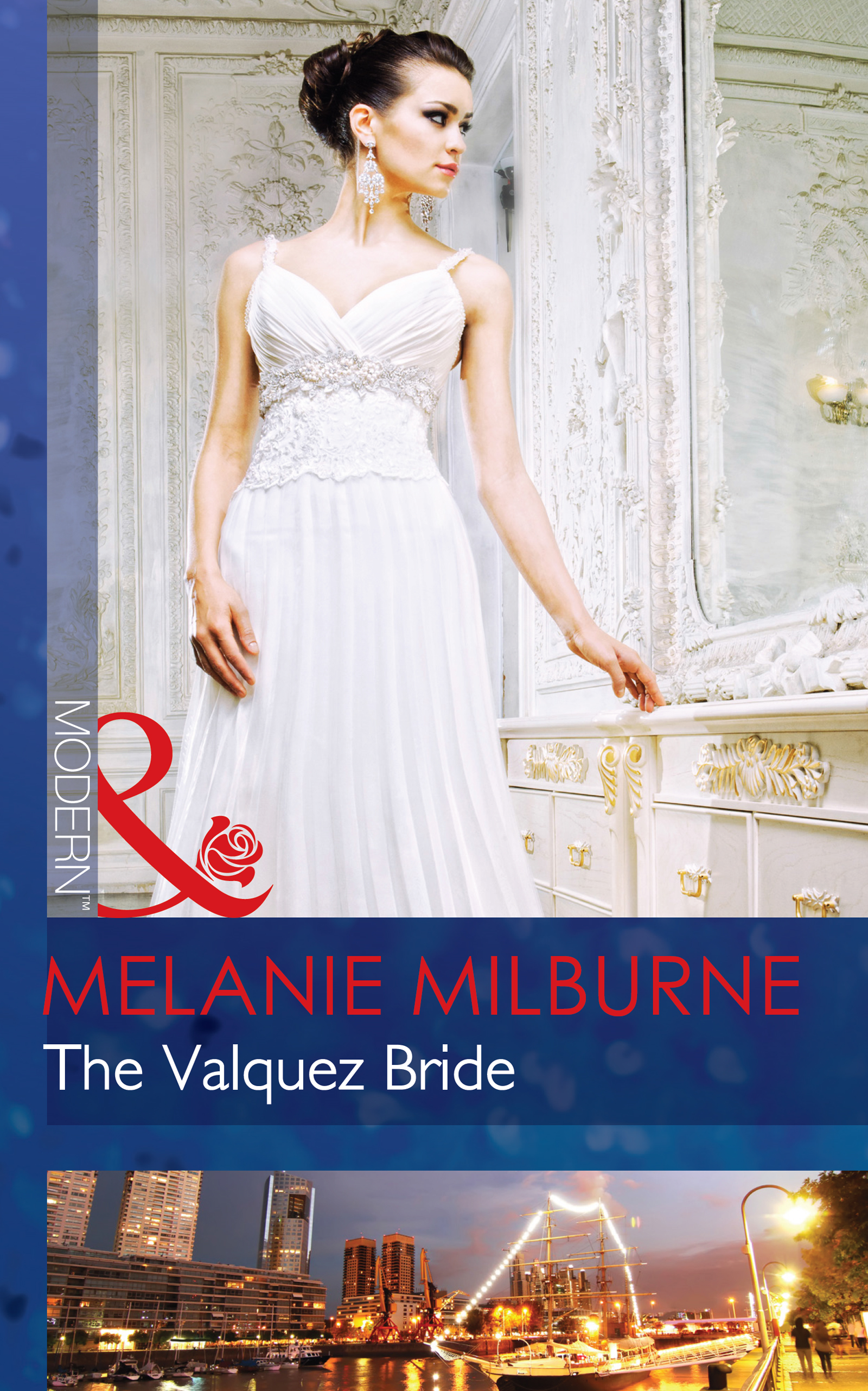 The Valquez Bride (Mills & Boon Modern) (The Playboys of Argentina - Book 1)