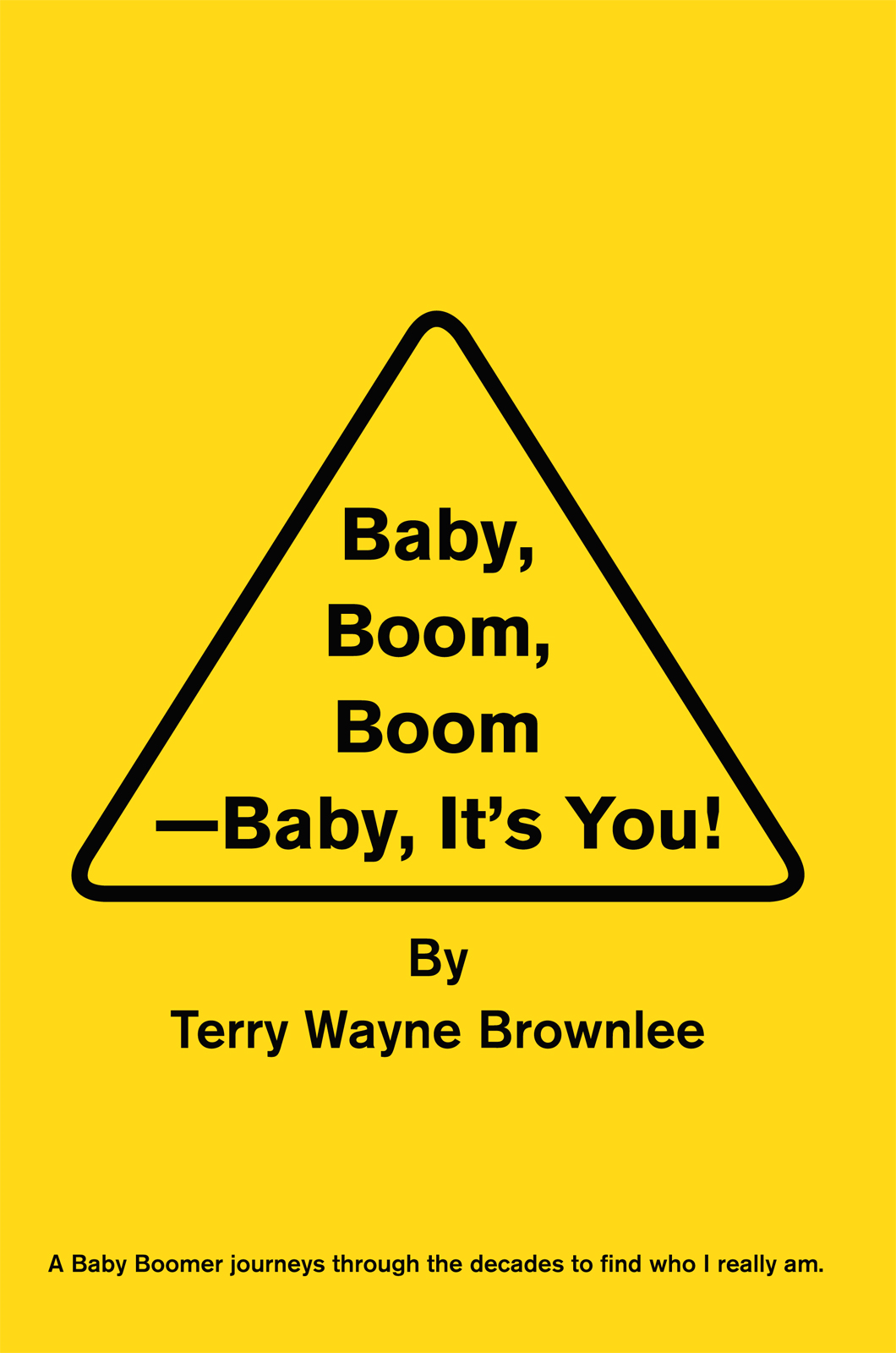 Baby Boom, Boom, Baby, It's You! By: Terry Wayne Brownlee