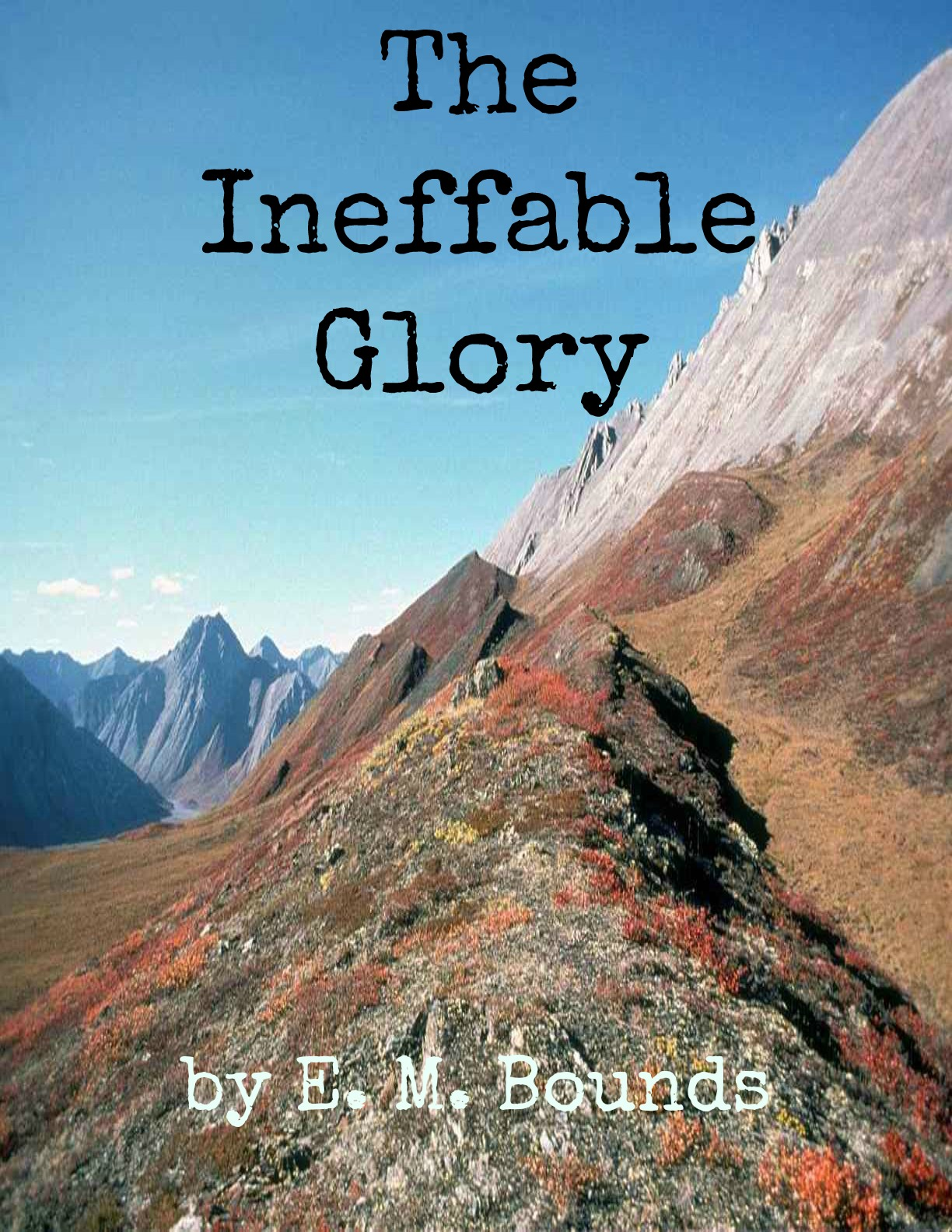 The Ineffable Glory: Thoughts on the Resurrection
