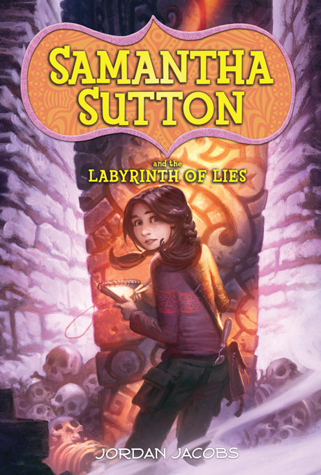 Samantha Sutton and the Labyrinth of Lies