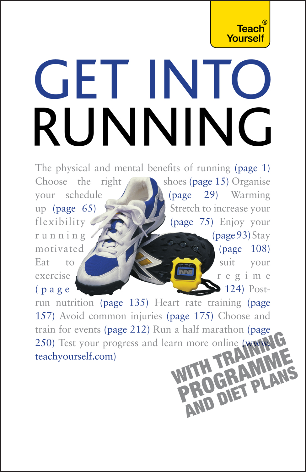 Get Into Running By: Sara Kirkham