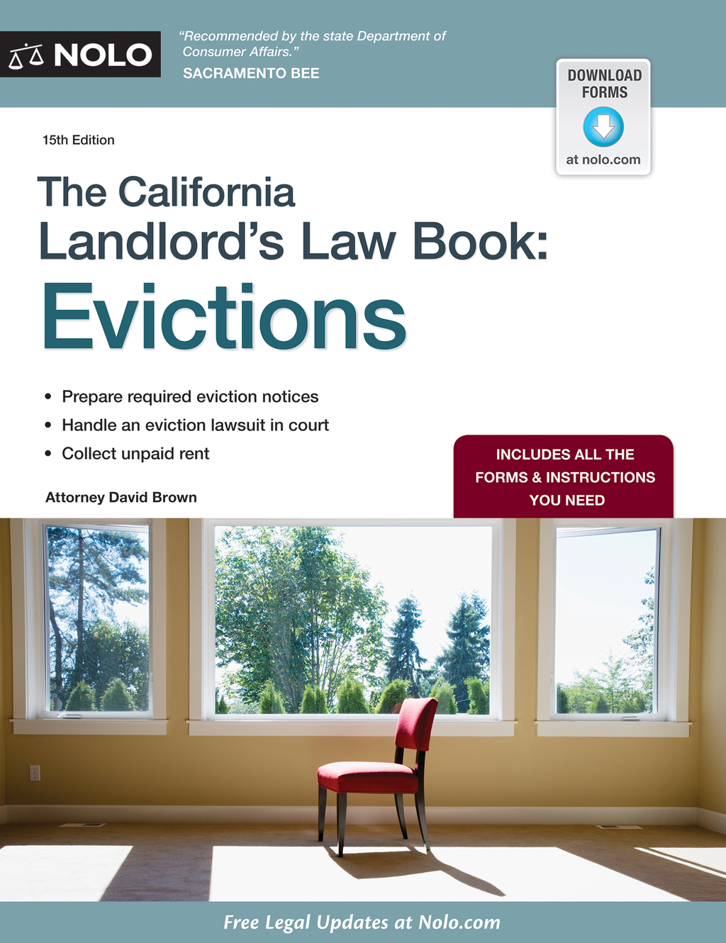 California Landlord's Law Book, The