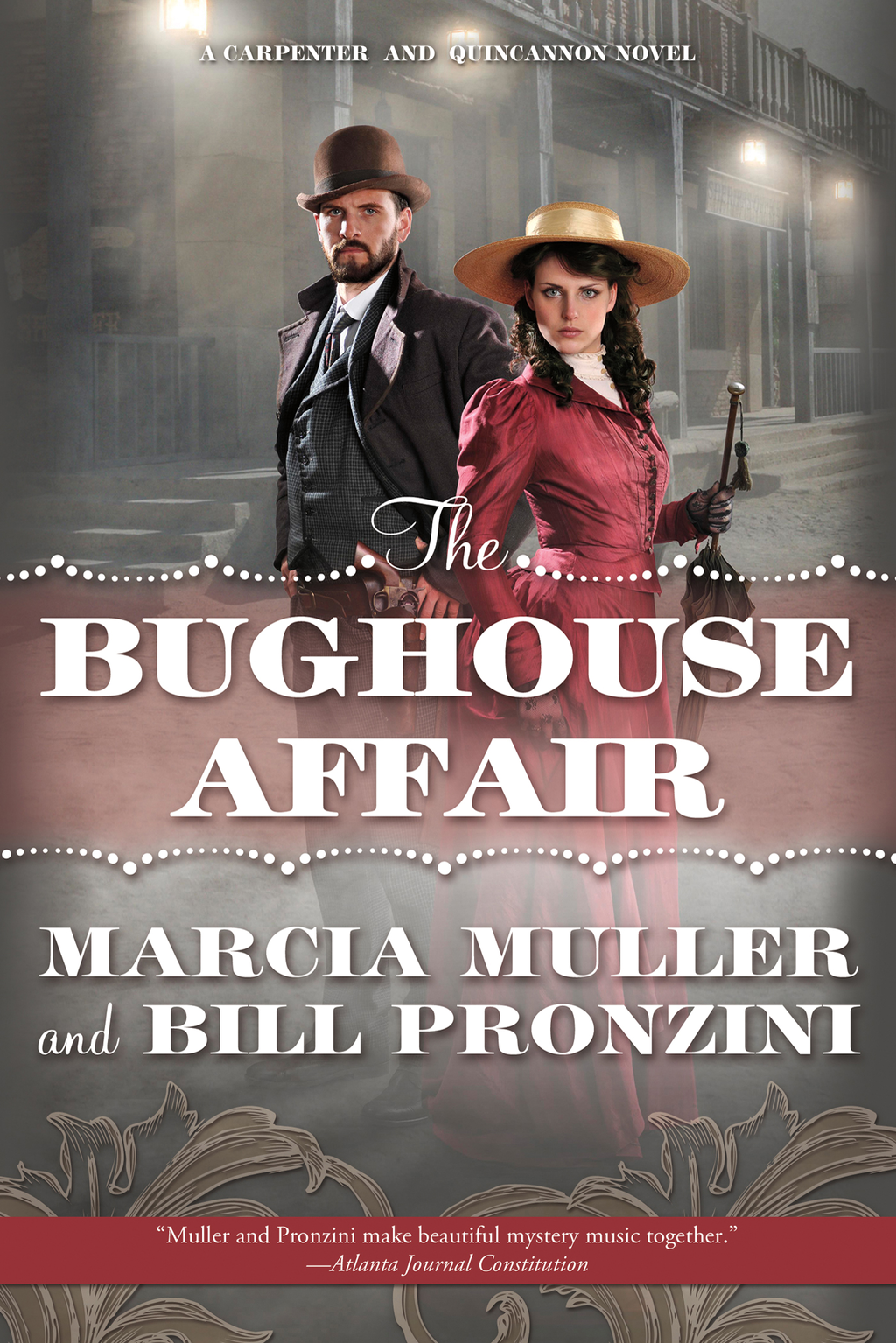 The Bughouse Affair By: Bill Pronzini,Marcia Muller