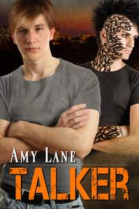 Talker By: Amy Lane