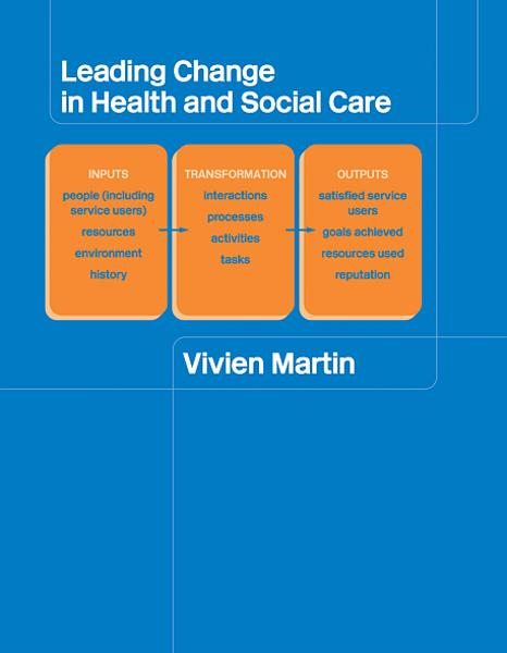 Leading Change in Health and Social Care By: Vivien Martin