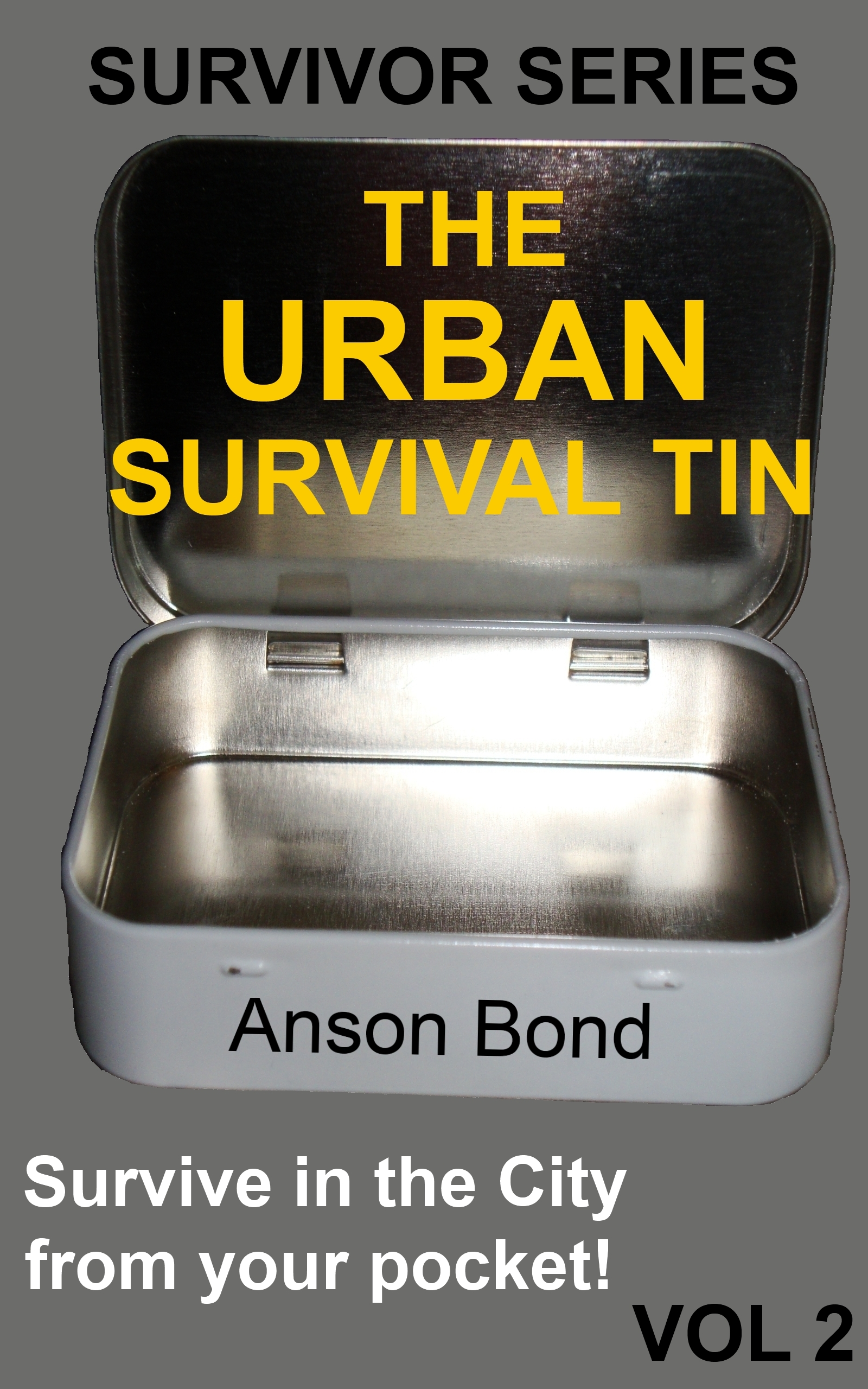 The Urban Survival Tin