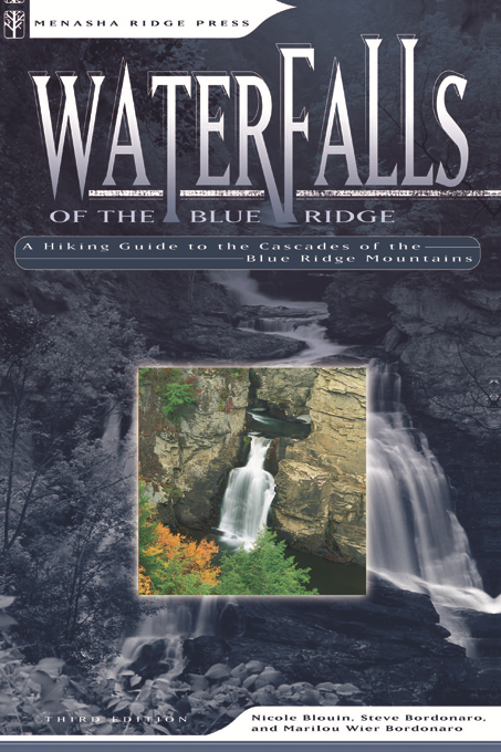 Waterfalls of Blue Ridge