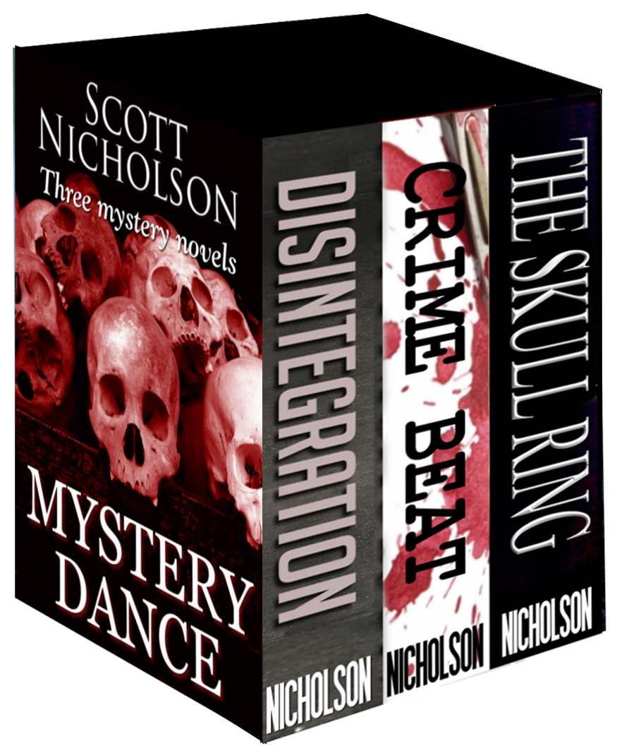 Mystery Dance: Three Novels