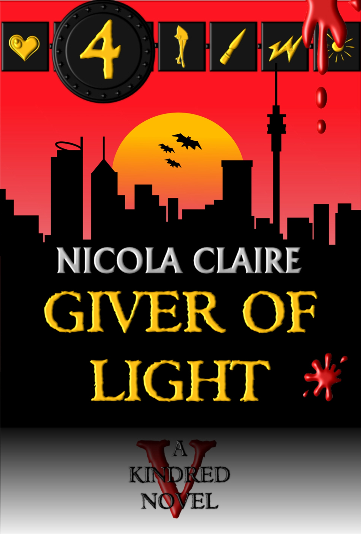 Giver of Light (Kindred, Book 4)