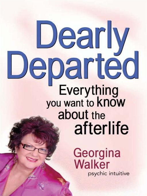 Dearly Departed By: Georgina Walker
