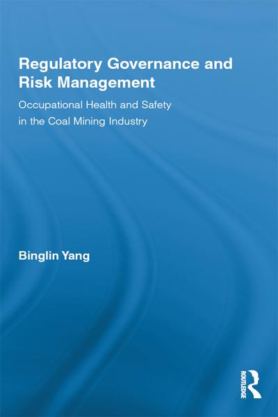 Regulatory Governance and Risk Management