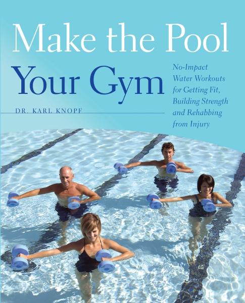 Make the Pool Your Gym