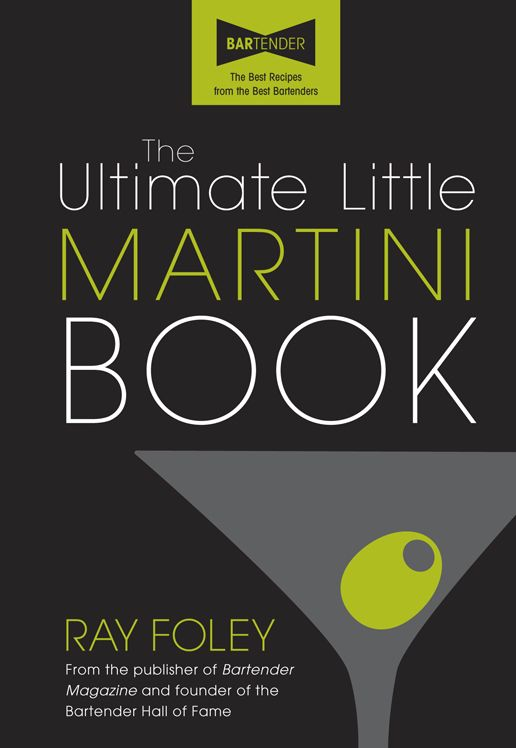 Ultimate Little Martini Book