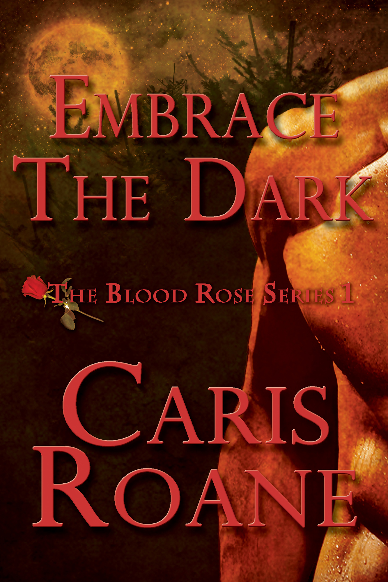 Embrace the Dark By: Caris Roane