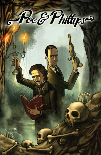 Poe & Phillips By: Jaime Roman Collado