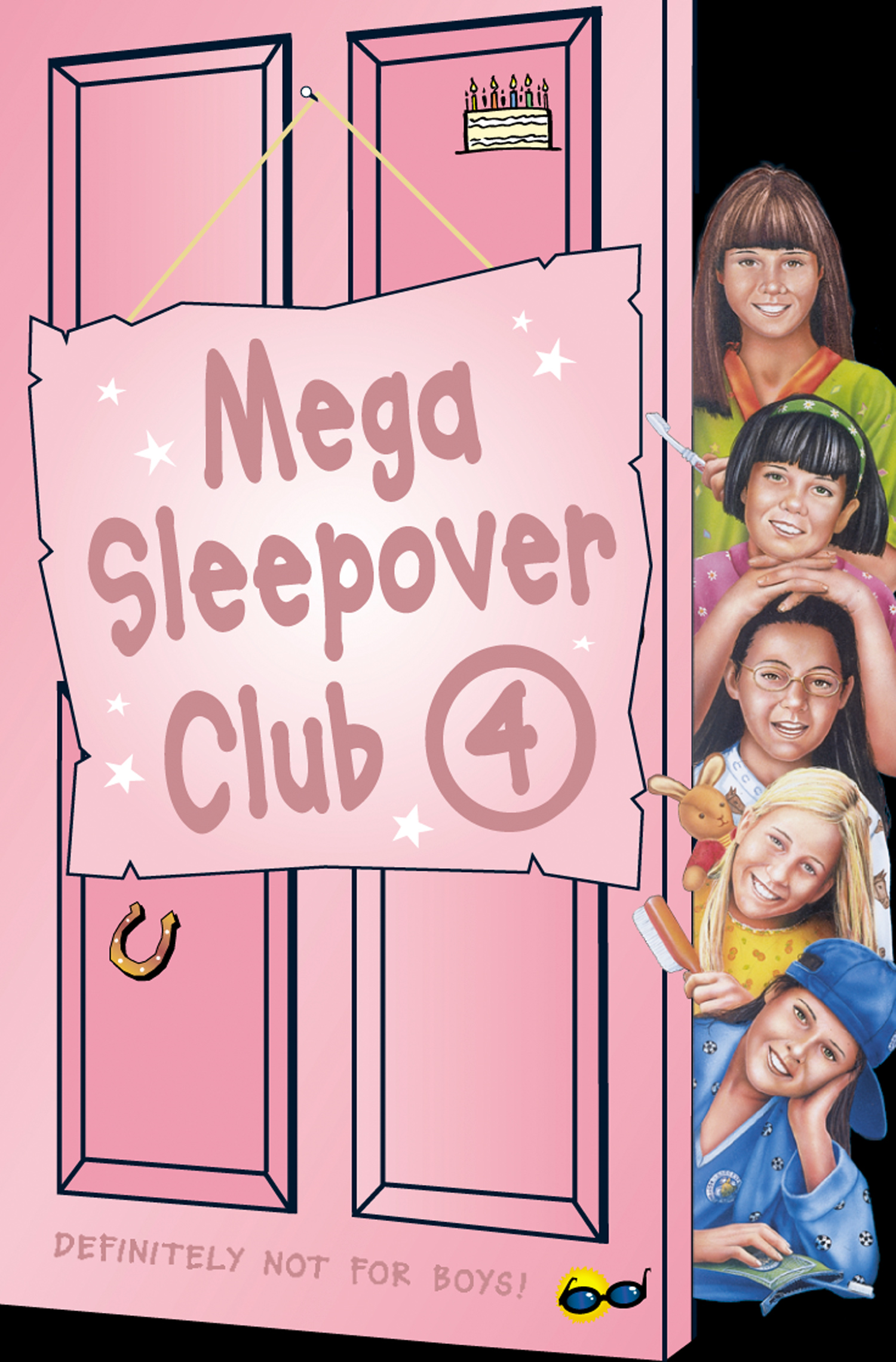 Mega Sleepover 4 (The Sleepover Club) By: Fiona Cummings,Narinder Dhami