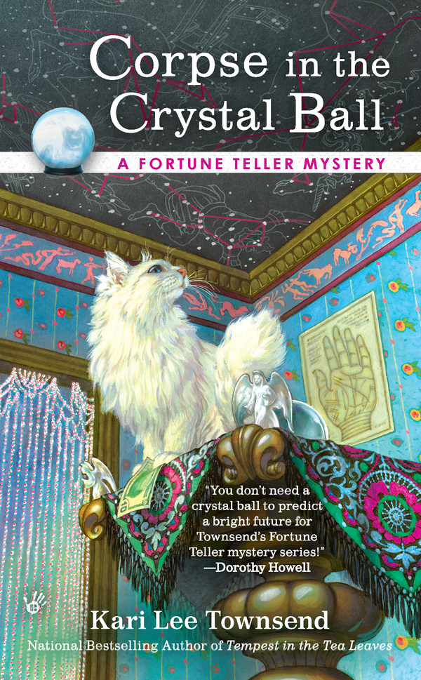 Corpse in the Crystal Ball By: Kari Lee Townsend