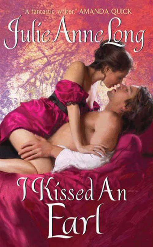 Cover Image: I Kissed an Earl
