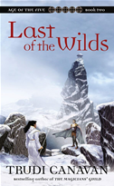 Last Of The Wilds Age Of The Five Trilogy:
