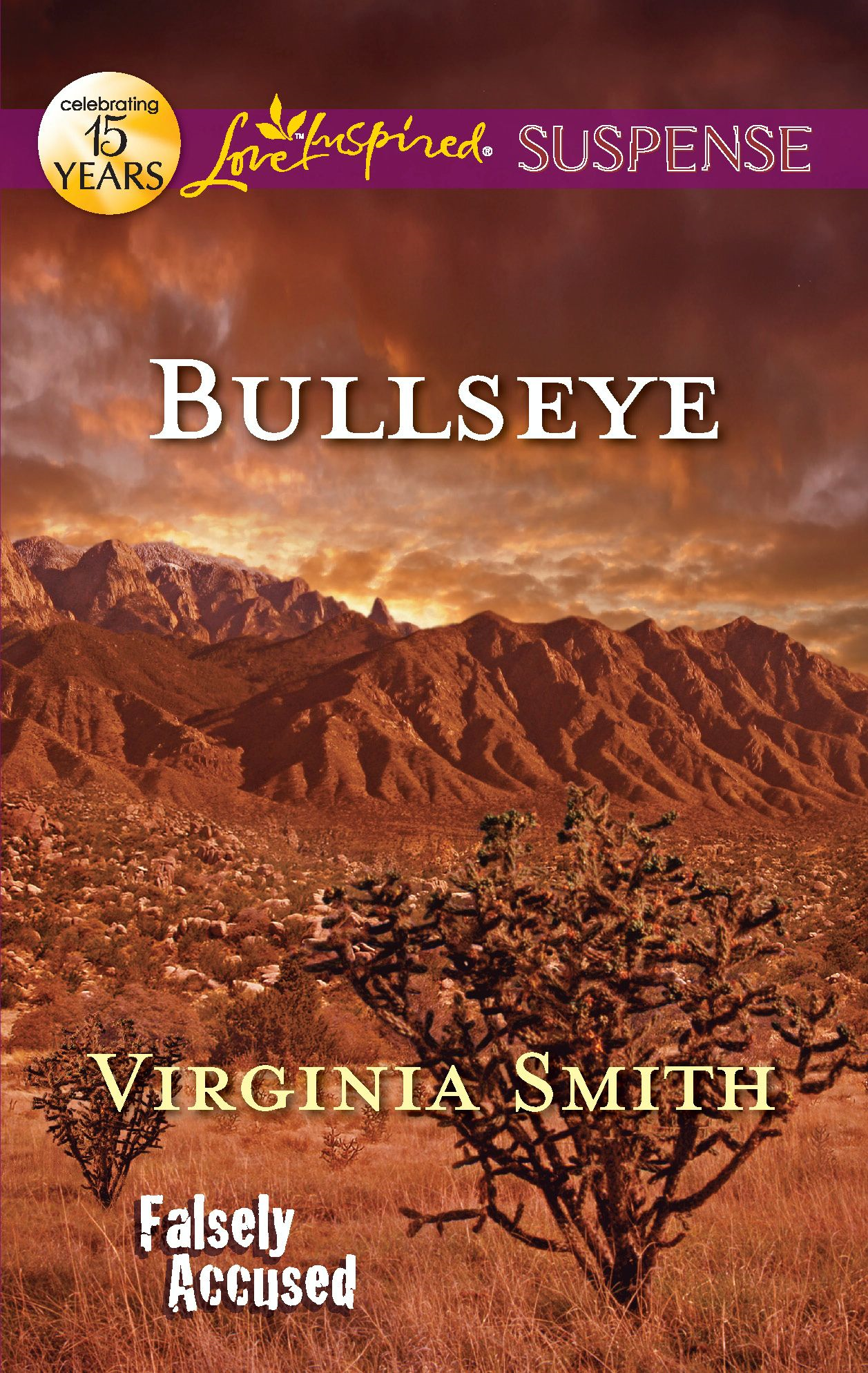 Bullseye By: Virginia Smith