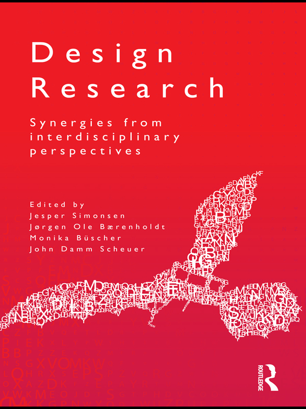 Design Research Synergies from Interdisciplinary Perspectives