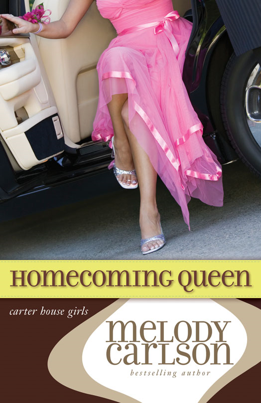 Homecoming Queen By: Melody   Carlson
