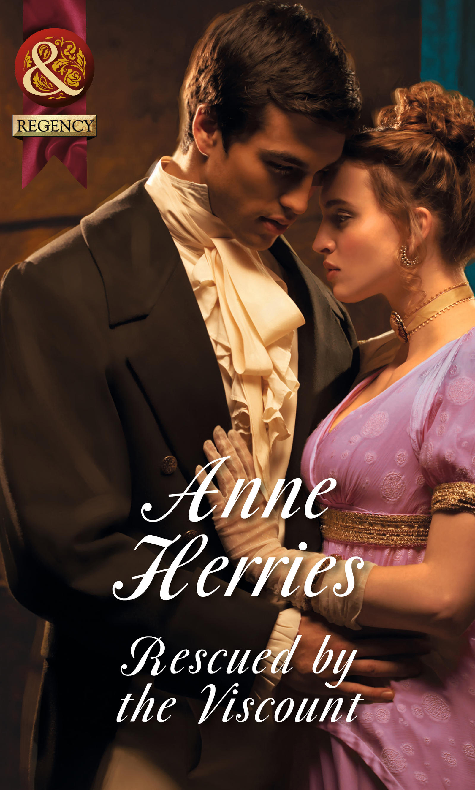 Rescued by the Viscount (Mills & Boon Historical) (Regency Brides of Convenience - Book 1)