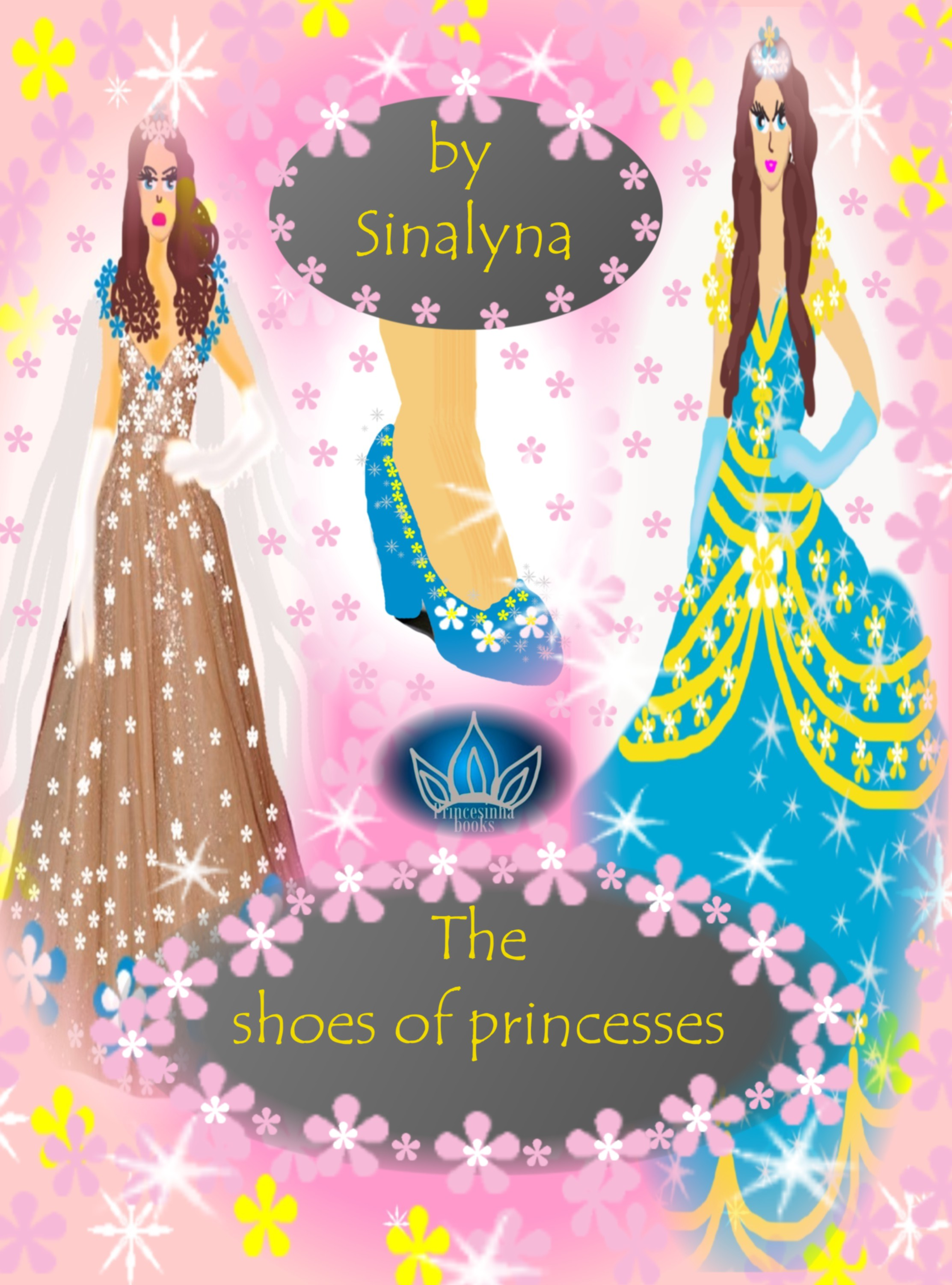 The shoes of princesses