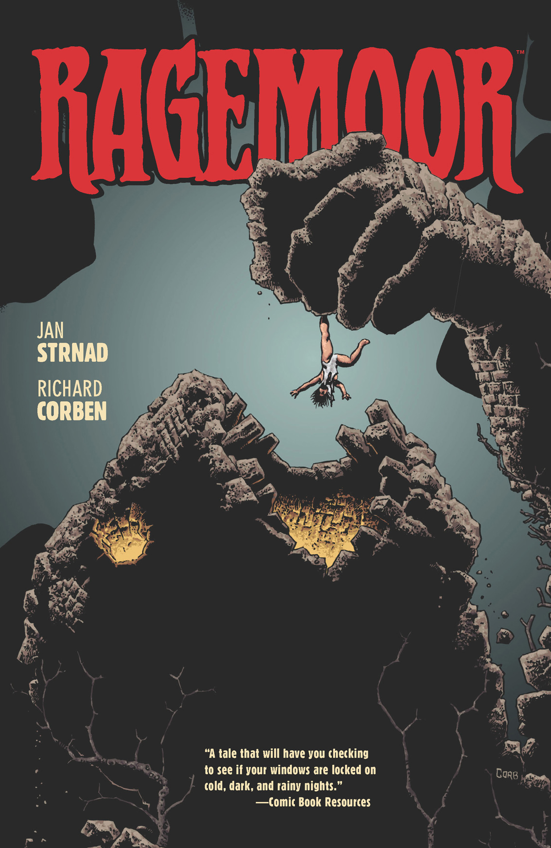 Ragemoor By: Jan Strnad, Richard Corben (Artist), Richard Corben (Cover Artist)