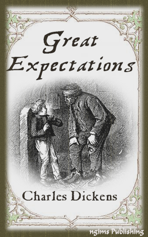 Great Expectations (Illustrated + Audiobook Download Link + Active TOC)