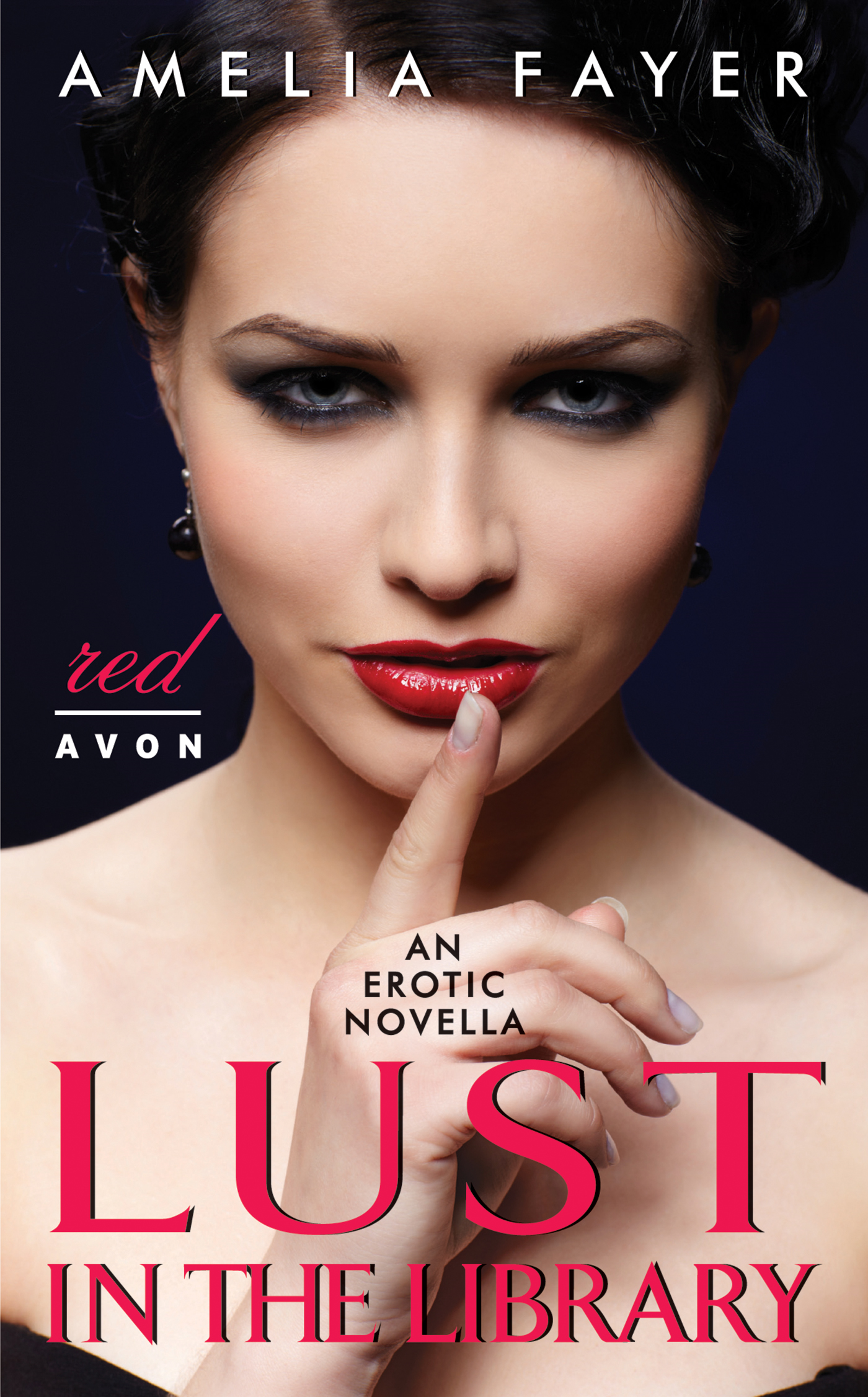 Lust in the Library: An Erotic Novella