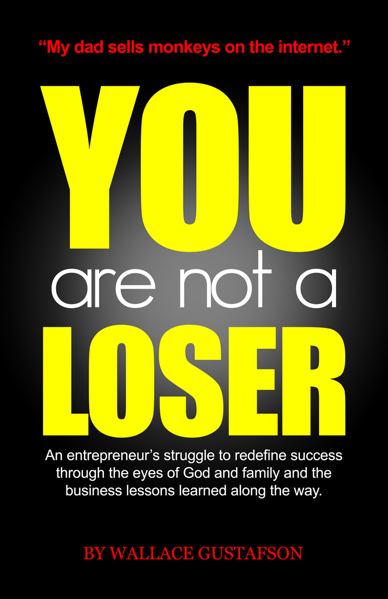You Are Not A Loser: An Entrepreneur's Struggle to Redefine Success Through the Eyes of God and Family and the Business Lessons Learned Along the Way