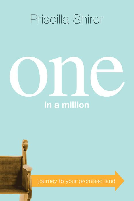 One in a Million: Journey to Your Promised Land By: Priscilla Shirer