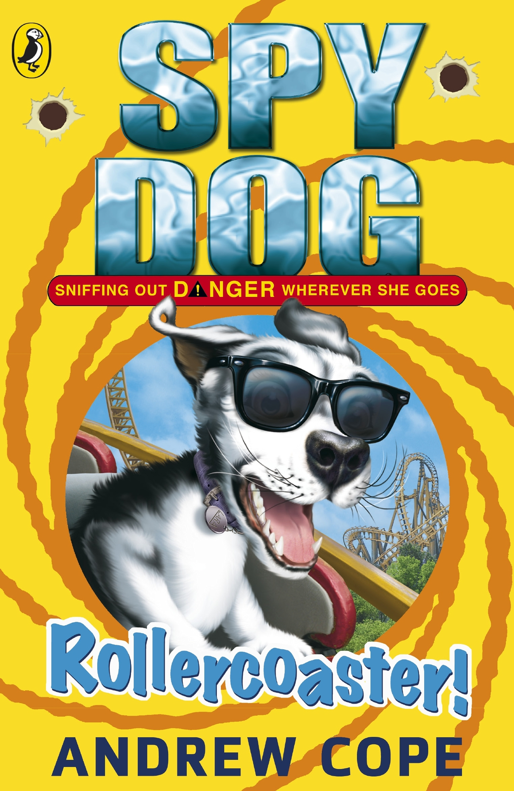 Spy Dog: Rollercoaster!