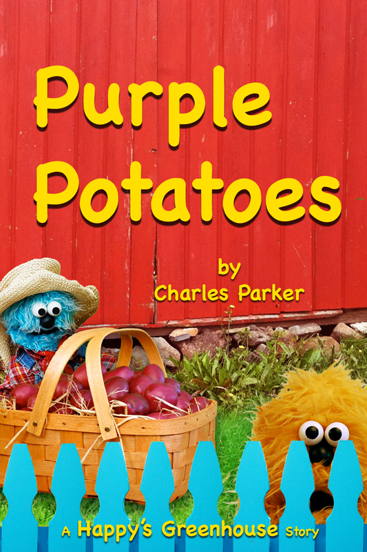 Purple Potatoes: The Great Potato Mystery