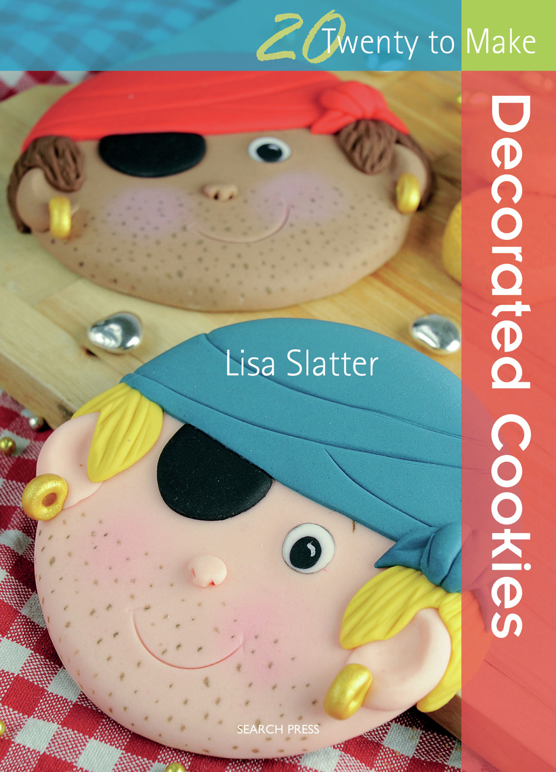 Decorated Cookies By: Lisa Slatter