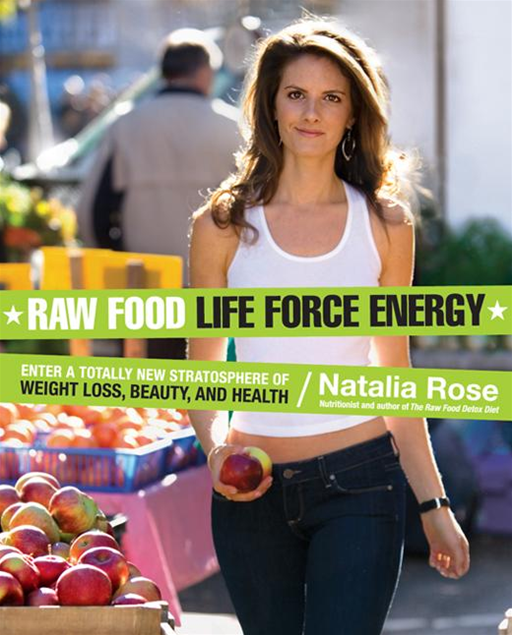 Raw Food Life Force Energy By: Natalia Rose