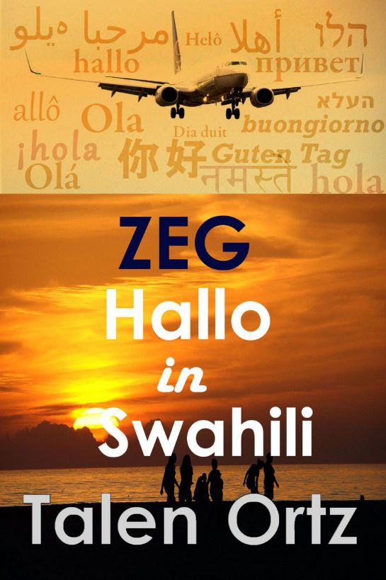Zeg Hallo in Swahili