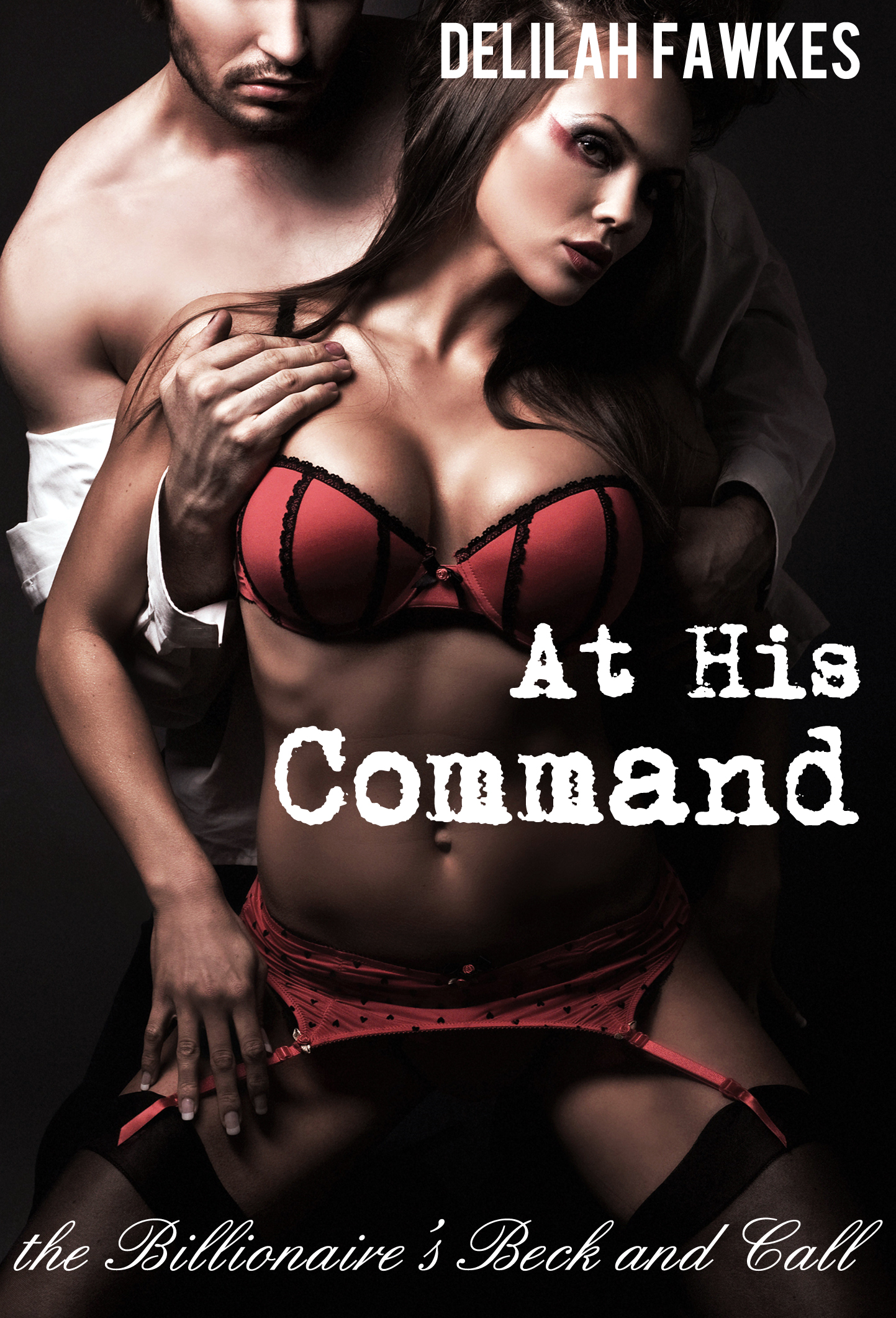 At His Command: The Billionaire's Beck and Call, Part 3 By: Delilah Fawkes