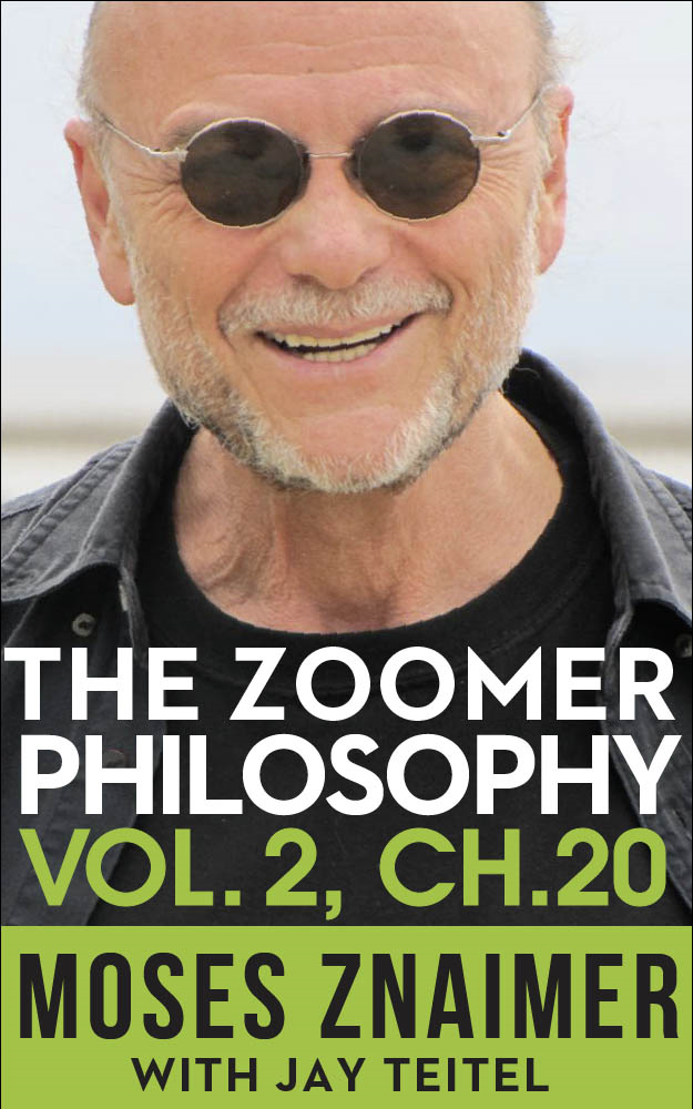 The Zoomer Philosophy Volume 2 Chapter 20