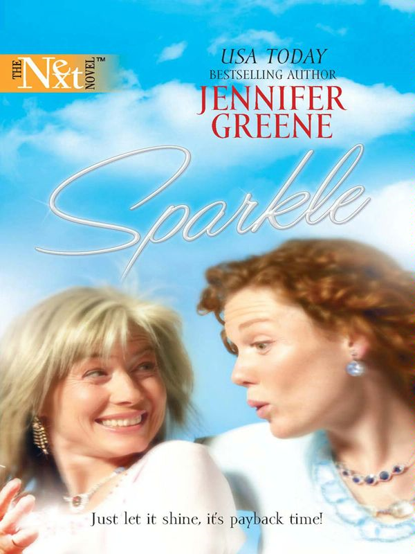 Sparkle By: Jennifer Greene