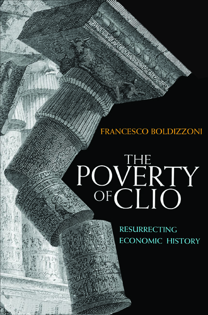 The Poverty of Clio By: Francesco Boldizzoni