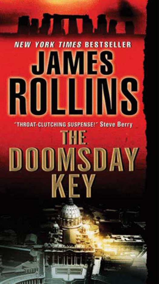 The Doomsday Key By: James Rollins