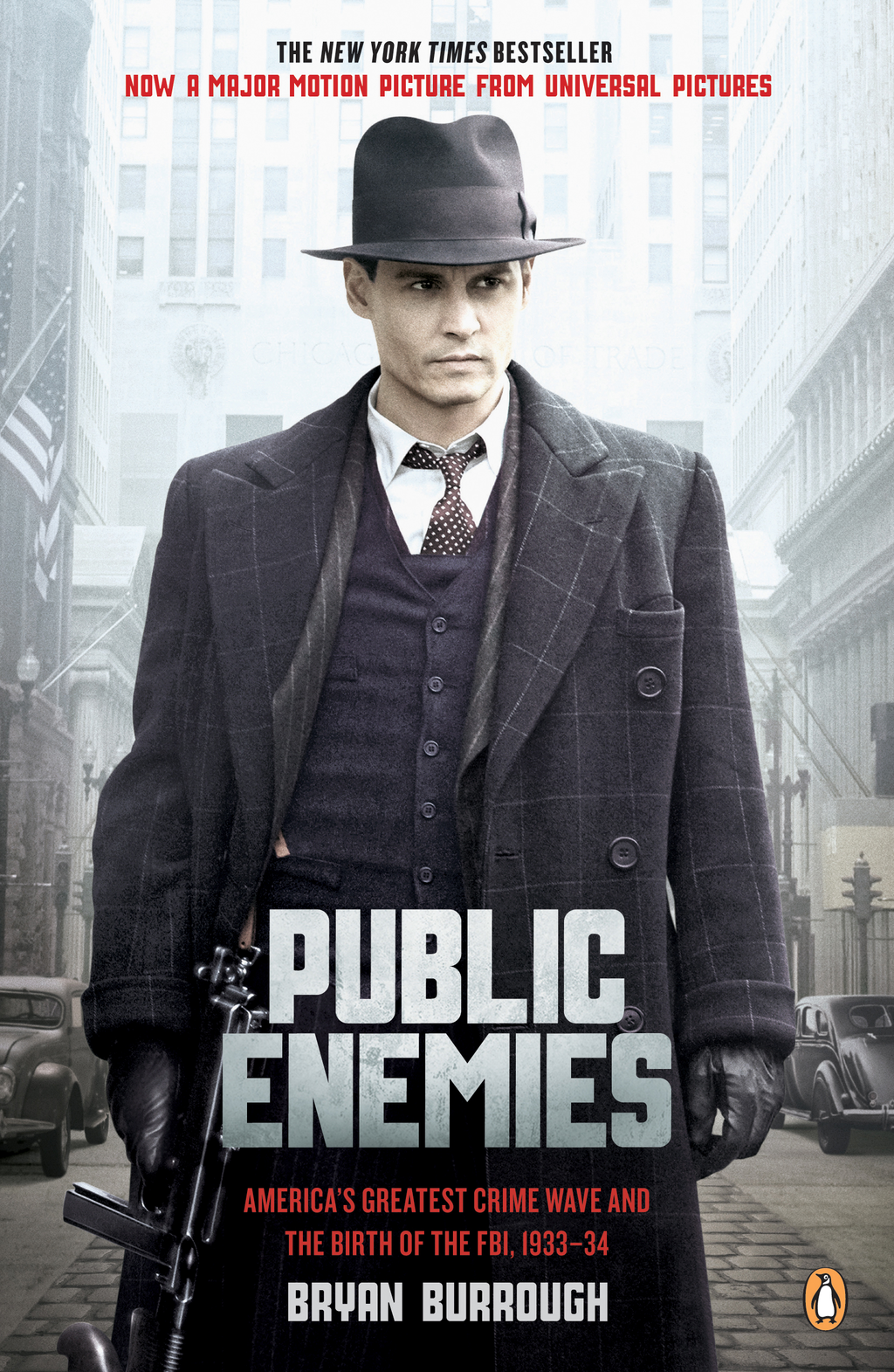 Public Enemies By: Bryan Burrough