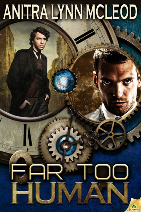 Far Too Human By: Anitra Lynn McLeod